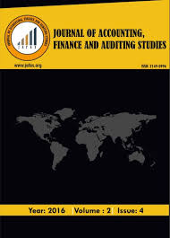Journal of Accounting Finance and Auditing Studies