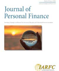 Journal of Personal Finance