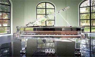 پیانو کریستالی هاینتزمن