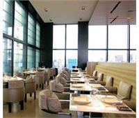 Beige restaurant
