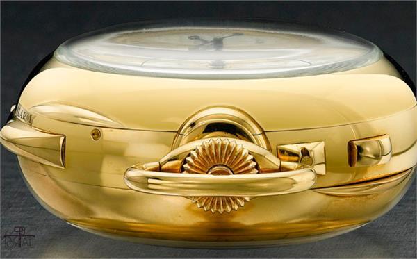 Patek Philippe Henry Graves Pocket Watch