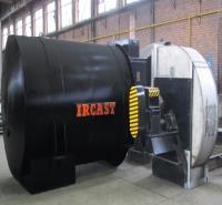 واحد گرمکن هوای دستگاههای بازسازی واصلاح آسفالت