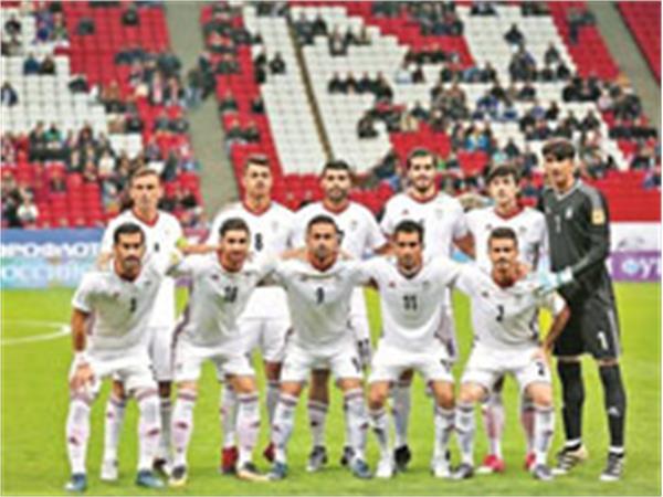 کیروش جام جهانی ۲۰۱۸