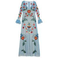 لباس شب ابریشمی تور اورگانزا