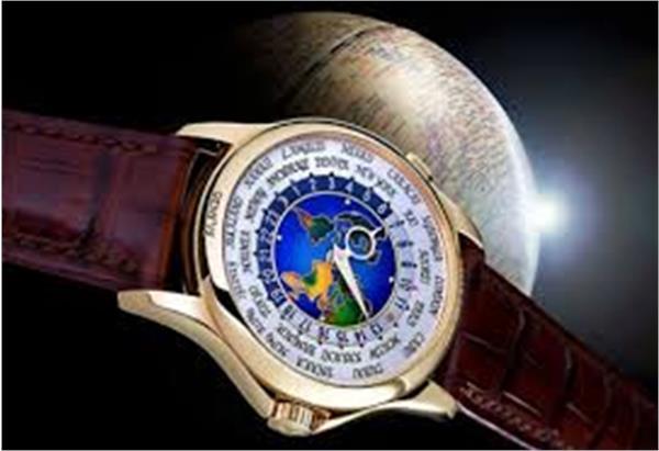 Patek Philippe's Platinum World Time