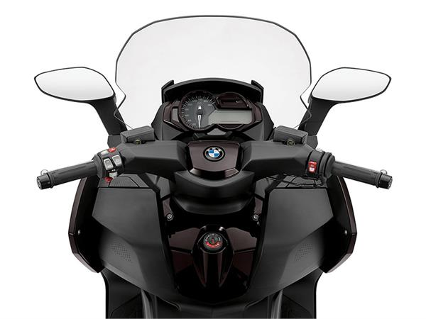 موتورسیکلت بیامو C650 GT مدل 2015