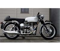 موتور سیکلت لجندری بریتیش کلاسیک بلک