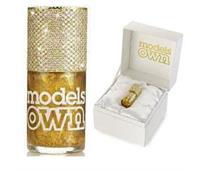 لاک ناخن طلایی Models Own