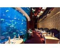 رستوران AL Mahara